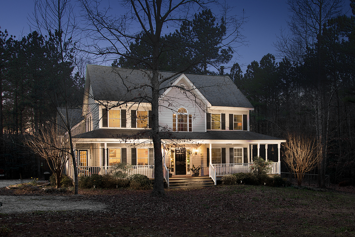 Fine Architectural photography in North Carolina